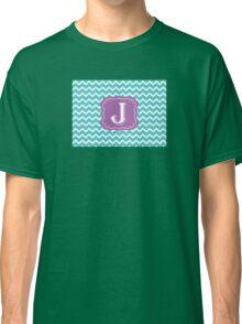 Chevron J Classic T-Shirt