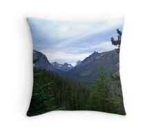 Tonquin Valley Throw Pillow