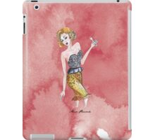 Time for tea and cupcakes iPad Case/Skin