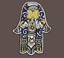 Michigan Hamsa by jay-p