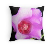 Mary Jane. Throw Pillow