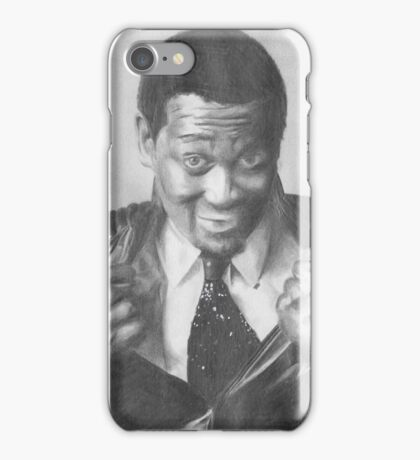 Luther Vandross iPhone Case/Skin