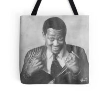 Luther Vandross Tote Bag
