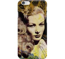Sophisticated Lady, Glamorous Veronica! iPhone Case/Skin