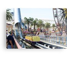 California Screamin' Metal Print