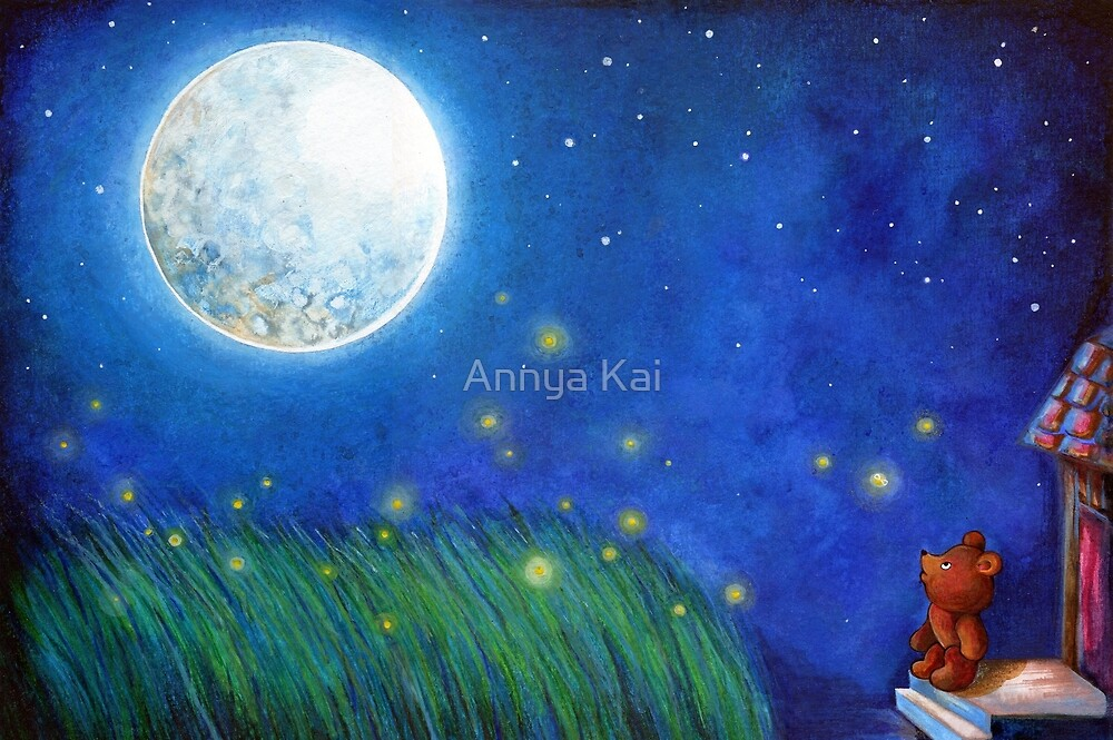 Twinkle Twinkle Little Star by Annya Kai