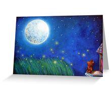 Twinkle Twinkle Little Star Greeting Card