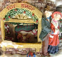 The Toy Shop by Madonna McKenna