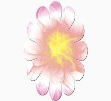 Pink Flower Fractal Unisex T-Shirt