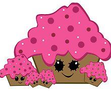 Mama Cupcake  by OOPSY