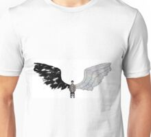 SNK/AOT wings of death Unisex T-Shirt