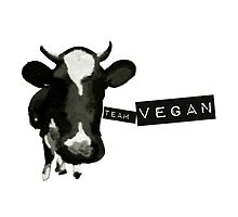 Vegan Cow by OOPSY