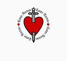 Carpe Noctem Heart & Dagger Unisex T-Shirt