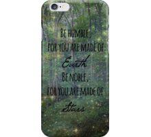Nobility iPhone Case/Skin