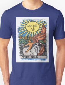 The Sun Tarot Card T-Shirt