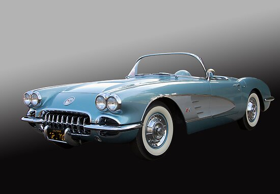 58 Corvette by WildBillPho