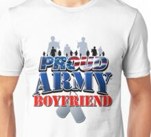 Proud Army Boyfriend Unisex T-Shirt