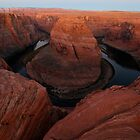 Pre Dawn at Horseshoe Bend by Wilson Wyatt  Photography