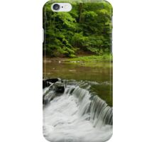 South Chagrin Falls iPhone Case/Skin