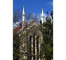 Churches #1 Photographic Print