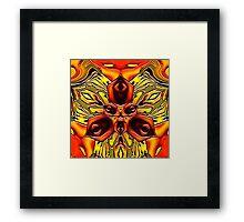 Sunfire 2000 Framed Print
