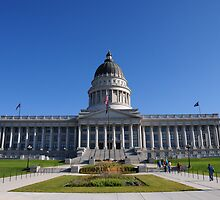State Capital by The Jonathan Sloat