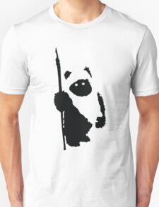 Ewok Silhouette Unisex T-Shirt