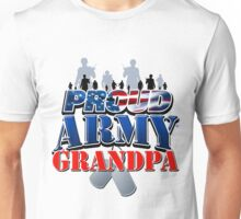 Proud Army Grandpa Unisex T-Shirt