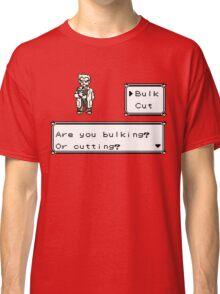 Professor Oak Pokemon. Are you bulking or cutting? Bulk edition Classic T-Shirt