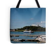 Ferry Crossing Tote Bag