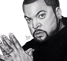 Ice Cube by Michelle Szalai