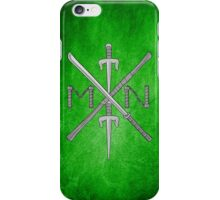 TMNT No Weapons, All Shell iPhone Case/Skin
