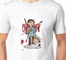 """Groovy"" - Evil Dead print Unisex T-Shirt"