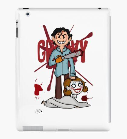 """Groovy"" - Evil Dead print iPad Case/Skin"