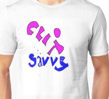clit savvy Unisex T-Shirt