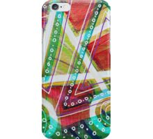 Cascade of Electrons: Inner Power Painting iPhone Case/Skin