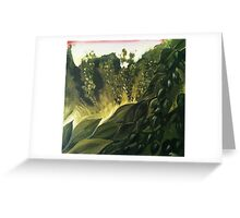 Rainforest in my Memory Greeting Card