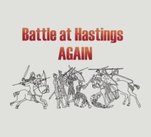 Battle at Hastings Again ANNUAL RE-ENACTMENT OF 1066 by Radwulf