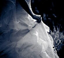 Wedding Dress by Christine  Wilson Photography