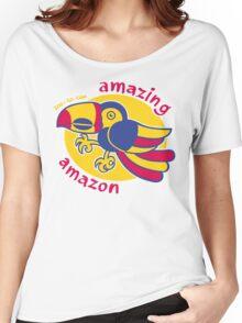 Amazonian Toucan Women's Relaxed Fit T-Shirt