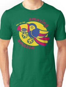 Amazonian Toucan Unisex T-Shirt