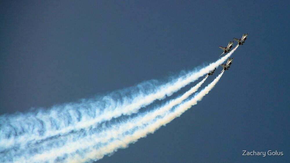 Thunderbirds by Zachary Golus