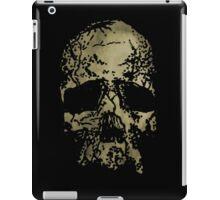 Old-Skull iPad Case/Skin