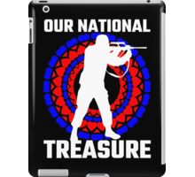 Our National Treasure iPad Case/Skin