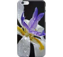 African Iris iPhone Case/Skin