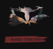 Mardu Territory by Argnarock