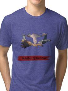 Mardu Territory Tri-blend T-Shirt