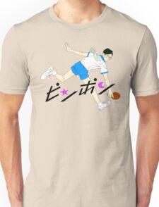 Ping Pong Smile Print Unisex T-Shirt