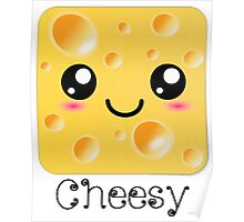 Cheesy Poster