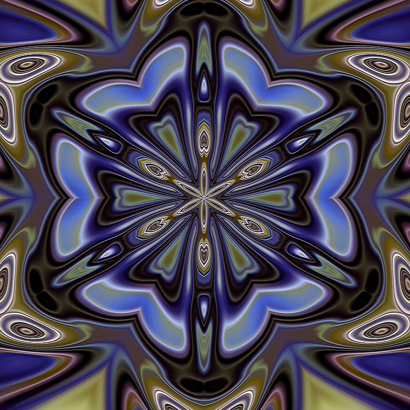 Soft Purple Kalid 2000 by Hugh Fathers